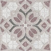 Фото Golden Tile декор Sabbia цветочный 30x30 (7F1740)