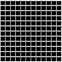 Фото Ceramika Paradyz мозаика прессованная Altea Nero 30x30 Куб 2.3x2.3