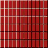 Фото Ceramika Paradyz мозаика прессованная Altea Rosa 30x30 Куб 2.3x4.8