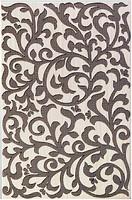 Фото Inter Cerama декор Venge коричневый 23x35