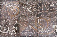 Фото Latina Ceramica декор-панно Aurea Lola Columna 1,2,3 75x50 (комплект 3 шт)