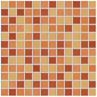 Фото Rako мозаика ALLEGRO GDM02044 mix 30x30 Куб 2.3x2.3