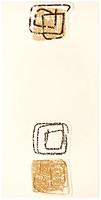 Фото Rako декор Concept Monopoli светло-бежевый 19.8x39.8 (WITMB021)