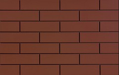 Фото Cerrad плитка фасадная Burgund Smooth 6.5x24.5