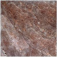 Фото Inter Cerama плитка напольная Etruscan коричневая 43x43