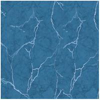 Фото Golden Tile плитка напольная Александрия темно-голубая 30x30 (В13730)