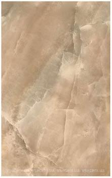 Фото Golden Tile плитка настенная Оникс темно-бежевая 25x40 (И41061)