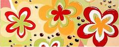 Фото Latina Ceramica фриз Urban Flores 7.5x25
