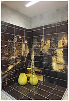 Атем декор-панно Night City M 357x236 (комплект 48 шт)