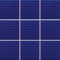 Фото Rako мозаика Pool темно-синяя 9.7x9.7 (GRH0K205)