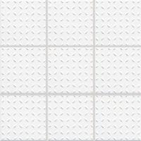 Фото Rako мозаика Pool белая 9.7x9.7 (GRH0K223)