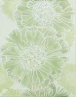 Фото Rako декор Stella зеленый 20x25 (WITGY352)