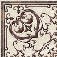 Фото Golden Tile угол Vulcano бежевый 9.3x9.3 (Д11331)