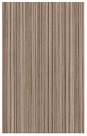 Фото Golden Tile плитка настенная Зебрано коричневая 25x40 (К67061)