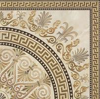 Фото APE декор-панно Australian Roseton Naron 120x120 (комплект 4 шт)