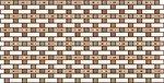 Фото Регул листовая панель 956x482x4 мм Мозаика Глазурь (33ф)