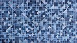 Фото Регул листовая панель 959x481x4 мм Мозаика Сахара серебро (114)