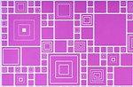 Фото Регул листовая панель 955x488x4 мм Палитра Фуксия (ПФ5)