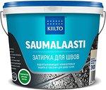 Фото Kiilto Saumalaasti 1 кг белая