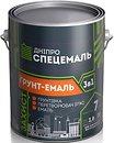 Фото Дніпроспецемаль Грунт-эмаль антикоррозионная красная 2.8 кг