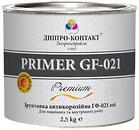 Фото Дніпро-Контакт ГФ-021 ЕПІ 50 кг красно-коричневая