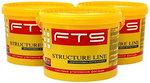 Фото FTS Structure Line силиконовая короед 2 мм 25 кг
