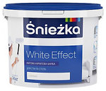 Фото Sniezka White Effect 4.2 кг