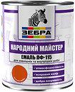 Фото Зебра Народный Мастер ПФ-115 2.8 кг синий лен