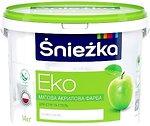 Фото Sniezka Eko интерьерная снежно-белая 7 кг