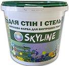 Фото Skyline Акриловая для стен и потолков белая 10 л