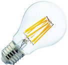 Фото Horoz Electric Filament A60 8W E27 4200K (001-015-0008)