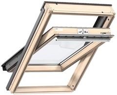 Фото Мансардное окно деревянное Velux GLL 1061 780х1180 1-ств. (цент. ось) 2-кам.