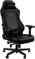 Фото Noblechairs Hero Black/Platinum White