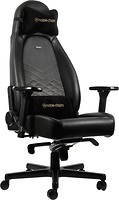 Фото Noblechairs Icon Black/Gold