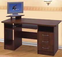 Просто мебель Стол компьютерный 1,4