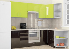 Фото Mebel Star High gloss 2.4x1.5