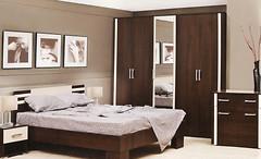 Фото Світ меблів Спальня Элегия 3Д