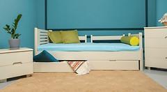 Фото Олимп (Харьков) Марго 90x200 детская кровать с ящиками