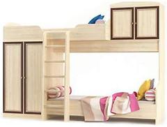 Фото Мебель-сервис Кровать-горка Дисней 200x90