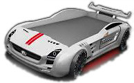 Фото Keyfex Кровать Roadster Mercedes