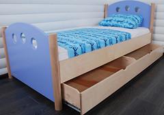 Фото IndigoWood Кровать подростковая Village