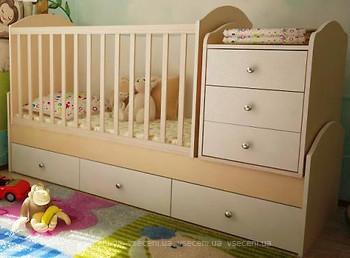 Фото Аванта мебель Кровать-трансформер Dream