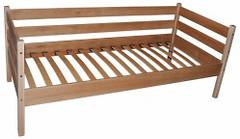 Фото Babygrai Одноярусная кровать из бука
