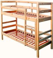 Фото Babygrai Двухъярусная кровать из сосны