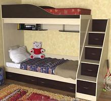 Фото Merabel Двухъярусная кровать (ал9)