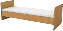Фото ANT-mebel Кровать одноместная 60x140