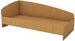 Фото ANT-mebel Кровать одноместная КДО-002 60x140