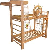 Фото Ирель Двухъярусная кровать Пират