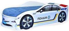 Фото Mebelkon Кровать-машина Полиция Украина 80x180