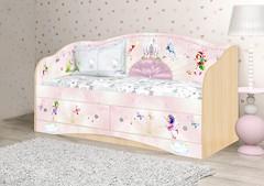 Фото Вальтер-мебель Веер диванчик 70x140